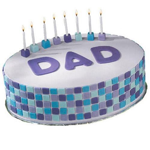 Foto della torta per la festa del papà n.7