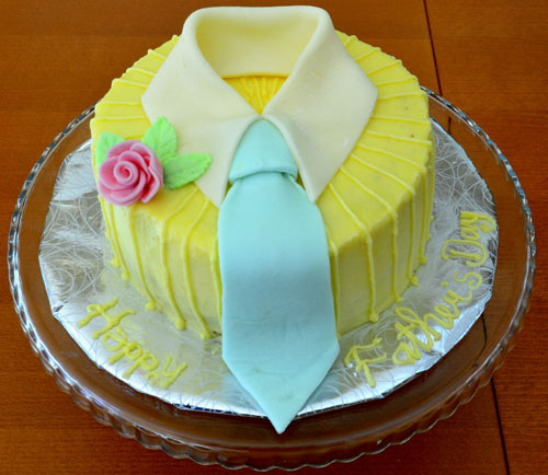 Foto della torta per la festa del papà n.8