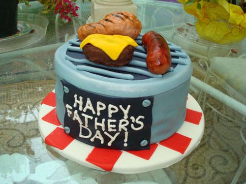 Foto della torta per la festa del papà n.10