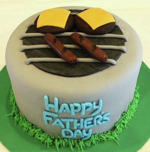 Foto della torta per la festa del papà n.13