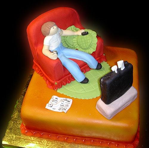 Foto della torta per la festa del papà n.17