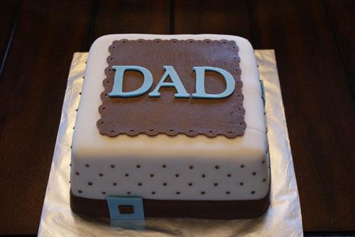 Foto della torta per la festa del papà n.18