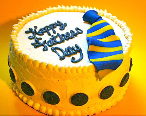 Foto della torta per la festa del papà n.23