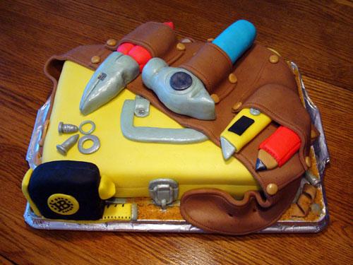 Foto della torta per la festa del papà n.32