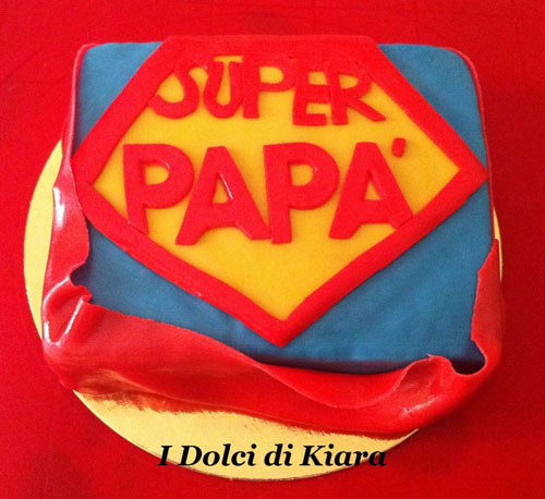 Foto della torta per la festa del papà n.33