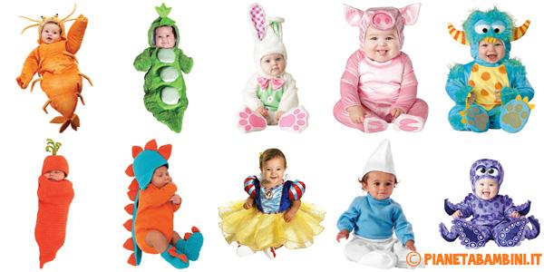 Vestiti di Carnevale per neonati