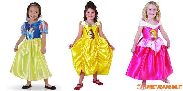 Vestiti di Carnevale per bambine