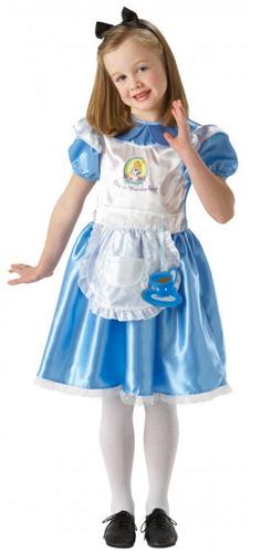 Immagine del vestito di Carnevale di Alice
