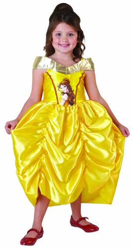 Immagine del vestito di Carnevale di Belle