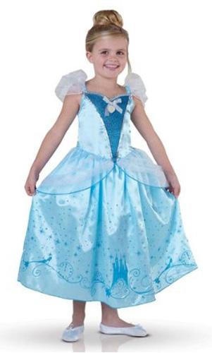 Immagine del vestito di Carnevale di Cenerentola