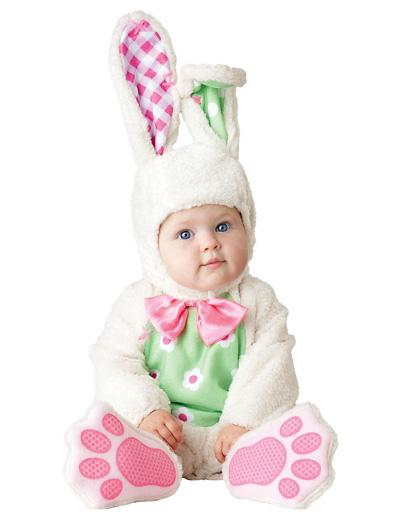 Immagine del vestito di carnevale da coniglio