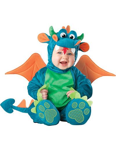 Immagine del vestito di Carnevale da dragone