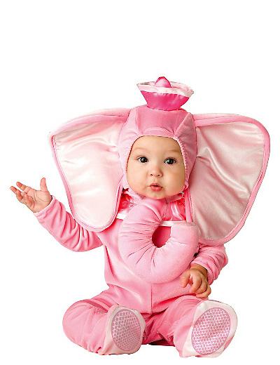 Immagine del vestito di Carnevale da elefante