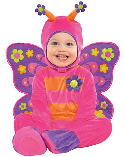Costume da farfalla per neonati