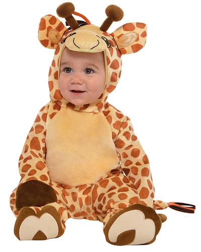 Costume da giraffa per neonati