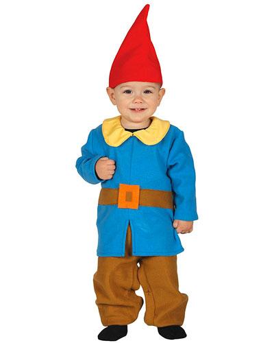 Costume da gnomo per neonati