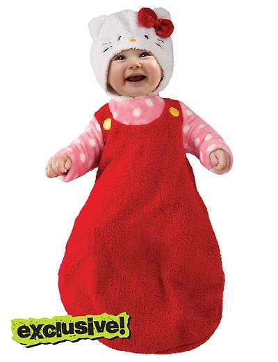 Immagine del vestito di Carnevale di Hello Kitty