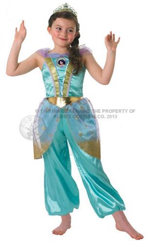 Immagine del vestito di Carnevale di Jasmine