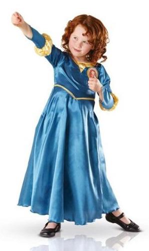 Immagine del vestito di Carnevale di Merida