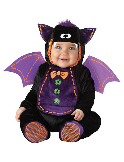 Immagine del vestito di Carnevale da pipistrello