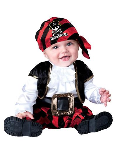Immagine del vestito di Carnevale da pirata