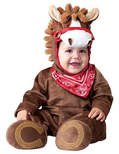 Immagine del vestito di Carnevale da pony