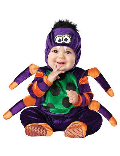 Immagine del vestito di Carnevale da ragno