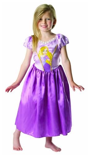 Immagine del vestito di Carnevale di Rapunzel