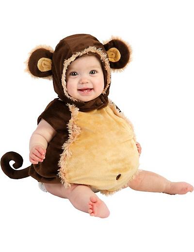 Immagine del vestito di Carnevale da scimmia