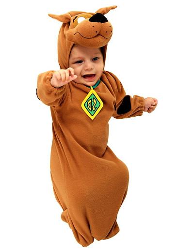 Immagine del vestito di Carnevale di Scooby Doo