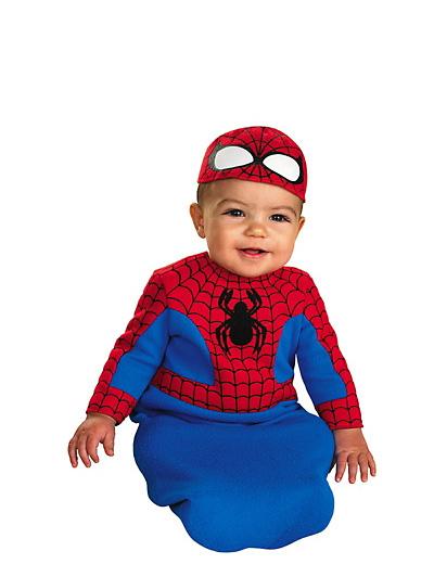 Immagine del vestito di Carnevale di Spider Man
