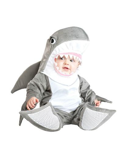 Immagine del vestito di Carnevale da squalo