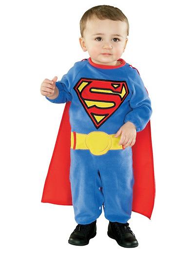Immagine del vestito di Carnevale di Superman