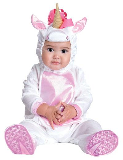 Immagine del vestito di Carnevale da unicorno
