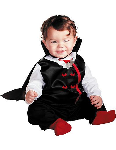 Immagine del vestito di Carnevale da vampiro