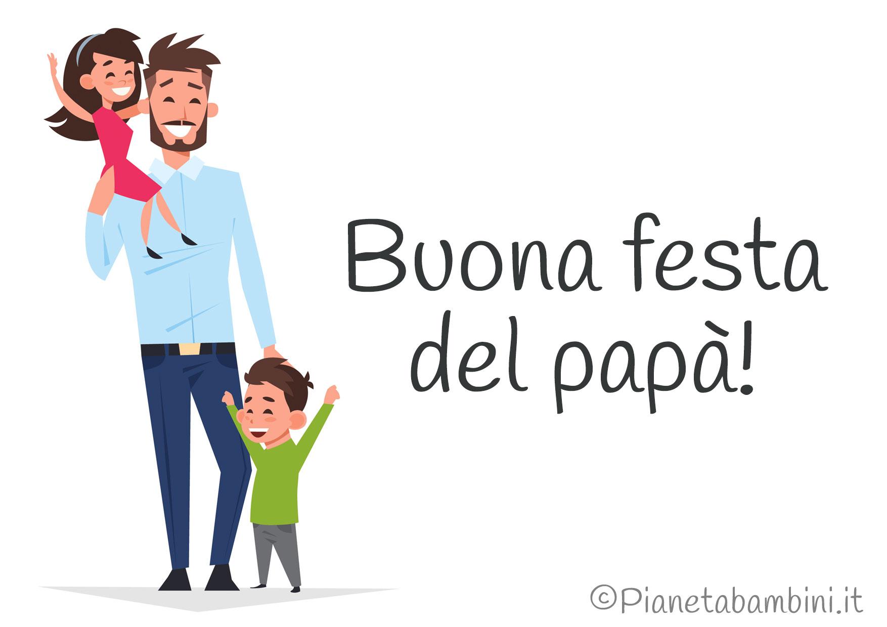 Immagine della festa del papà n.03
