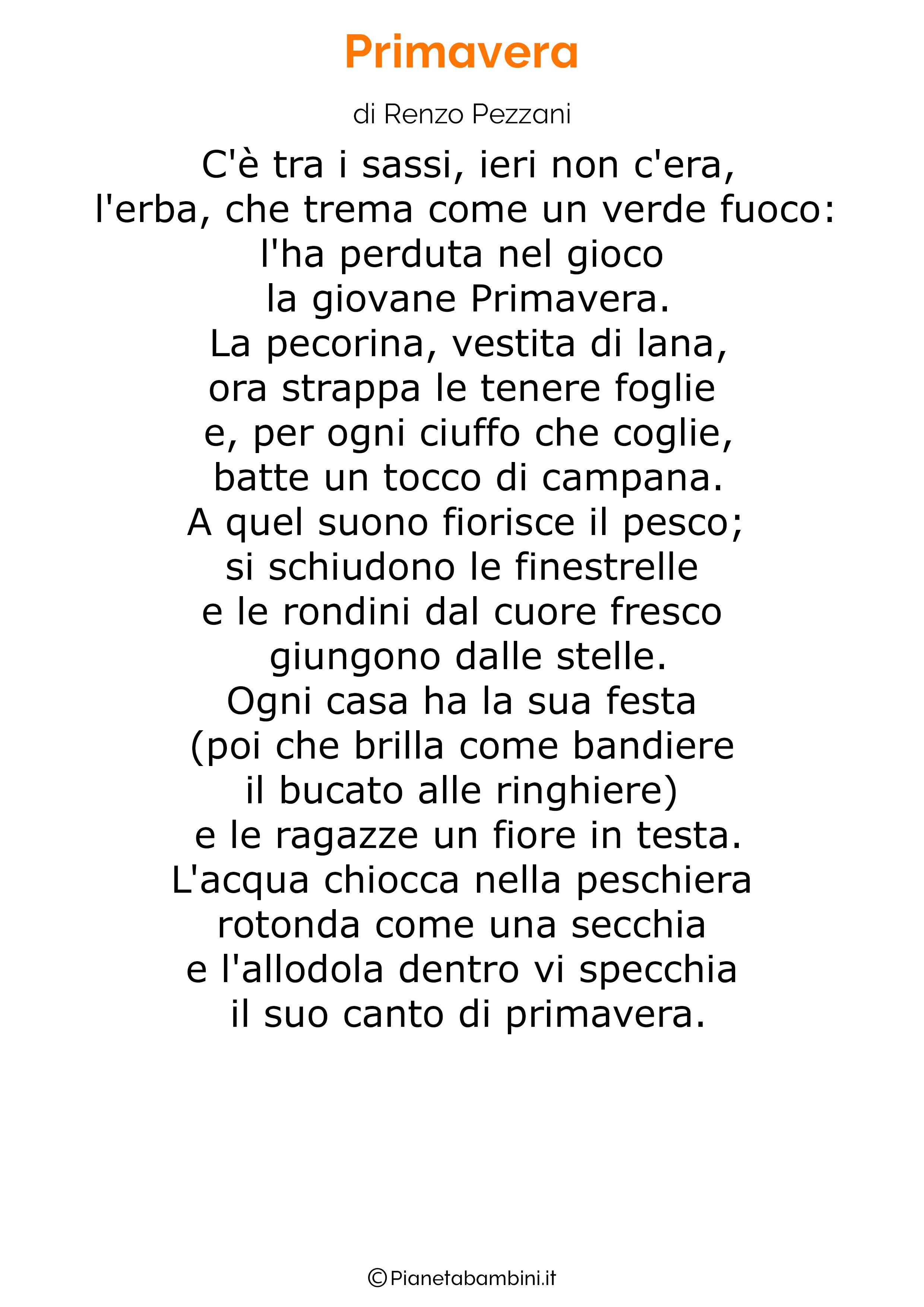 Poesia sulla Primavera 04