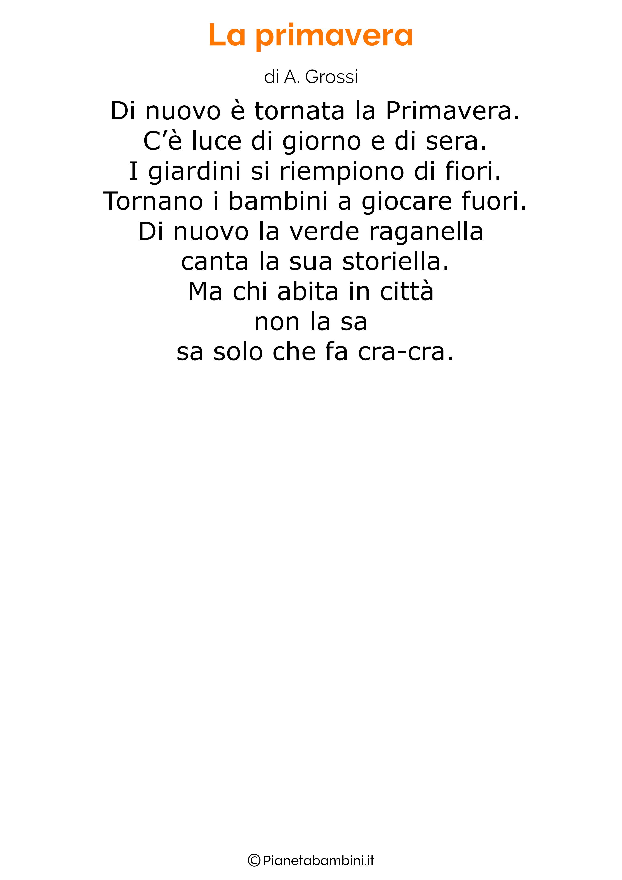 Poesia sulla Primavera 31