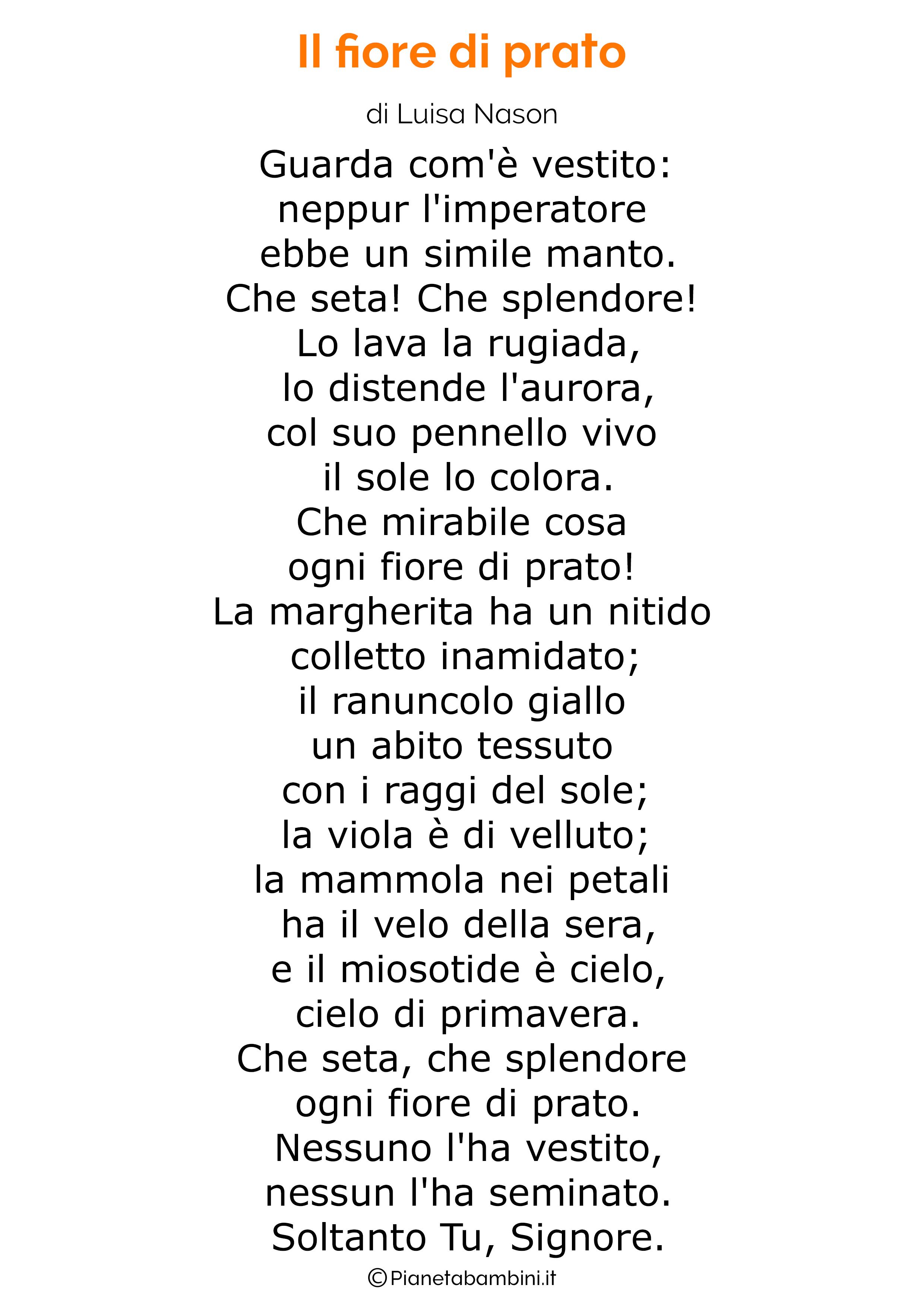 Poesia sulla Primavera 40