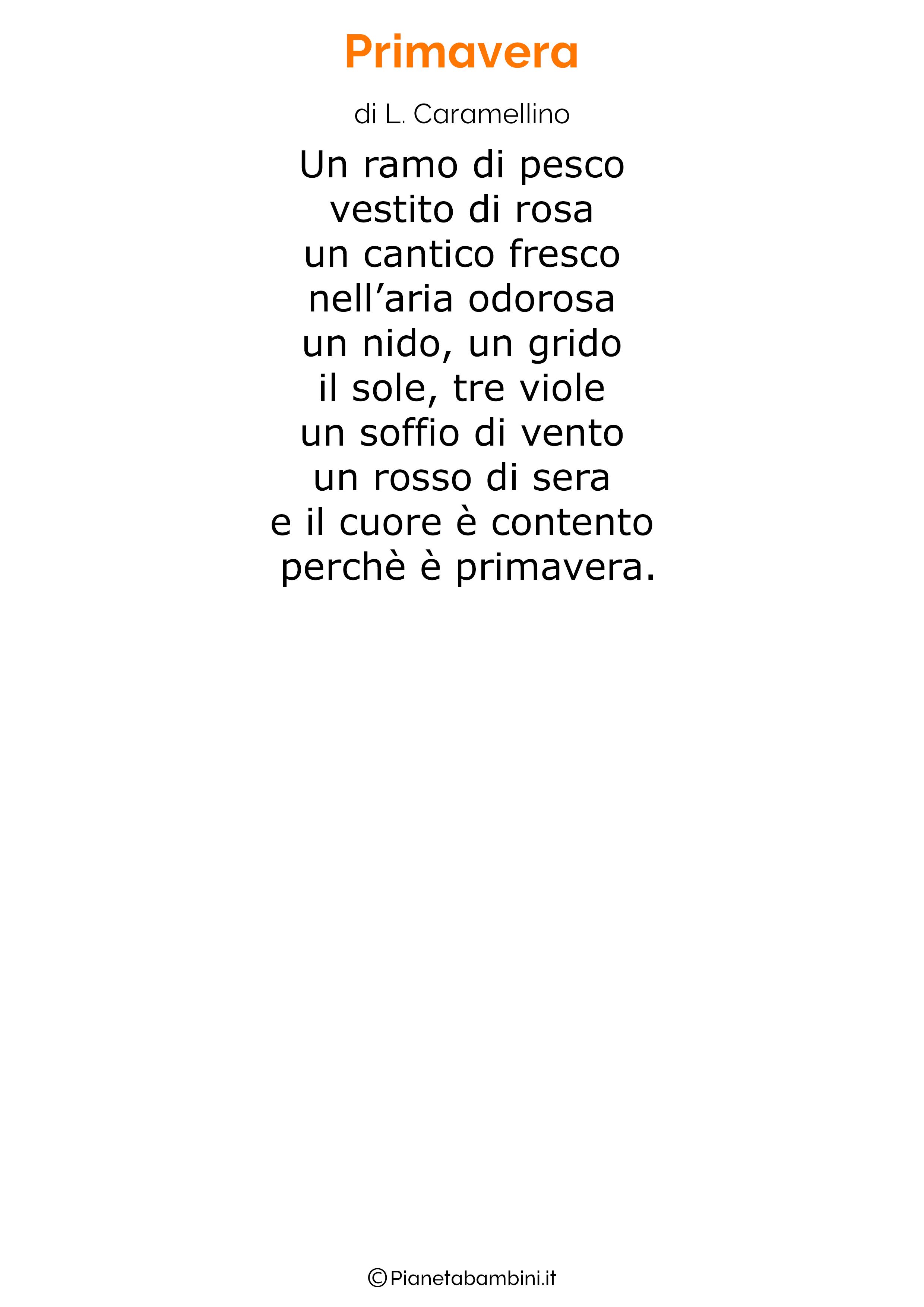Poesia sulla Primavera 43