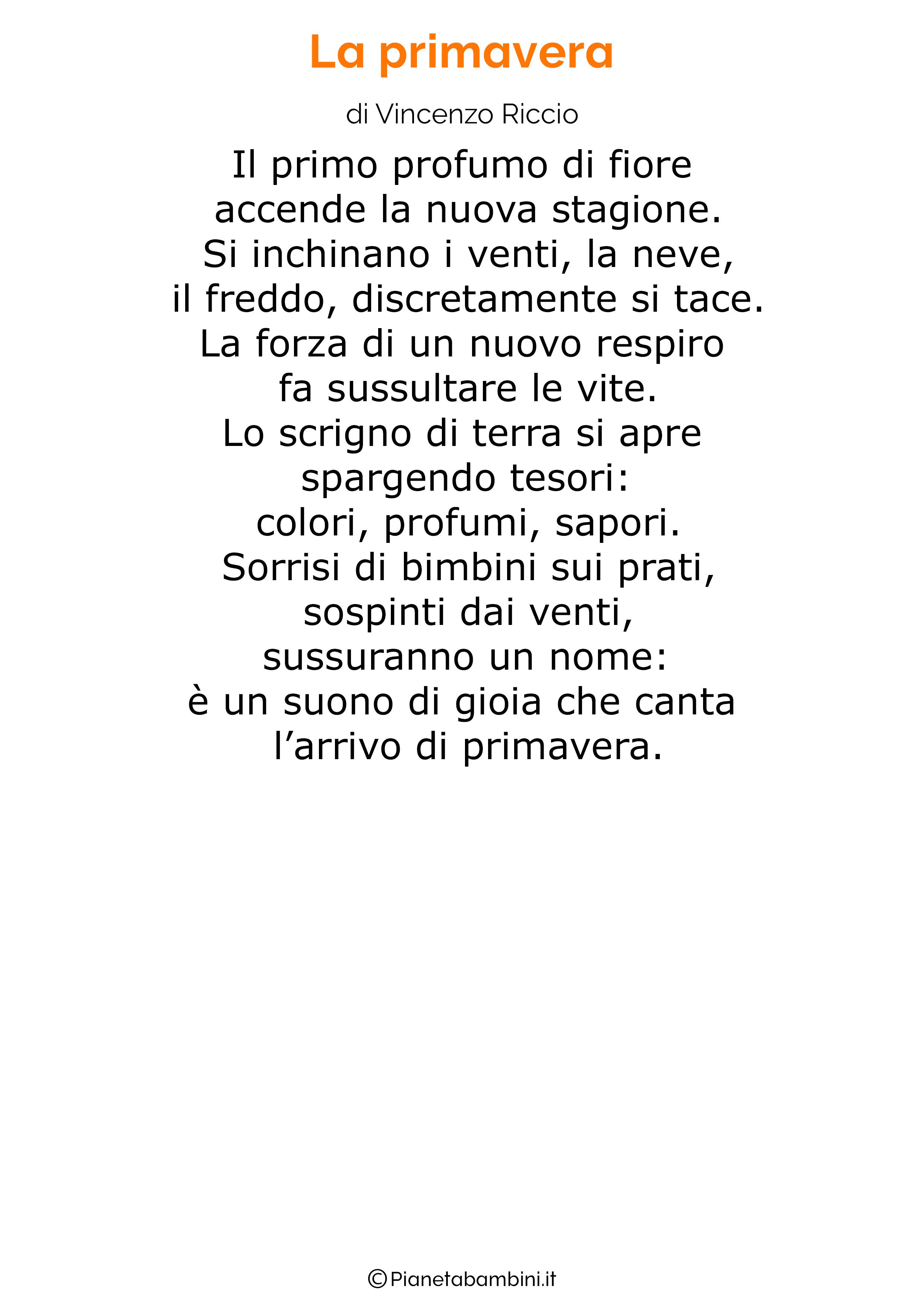 Poesia sulla Primavera 50