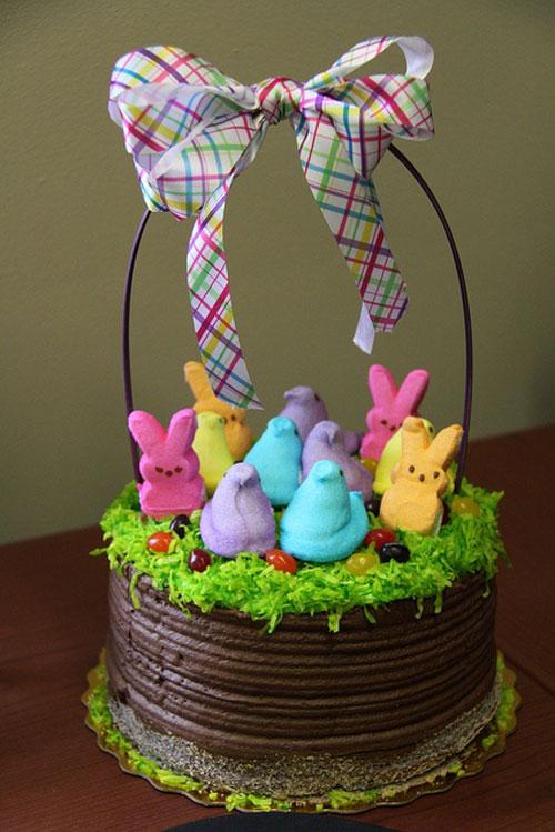 Foto della torte di Pasqua n. 02
