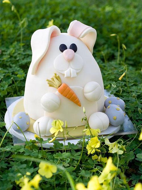 Foto della torta di Pasqua n.03