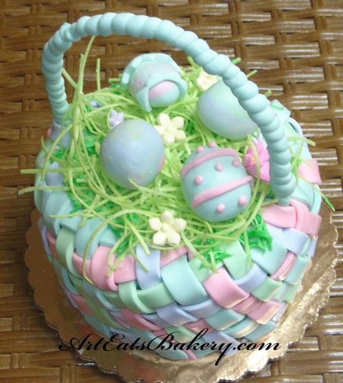 Foto della torta di Pasqua n. 04