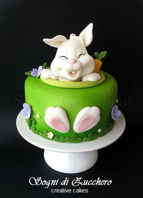 Foto della torta di Pasqua n. 05
