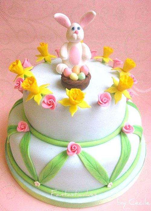 Foto della torta di Pasqua n. 07