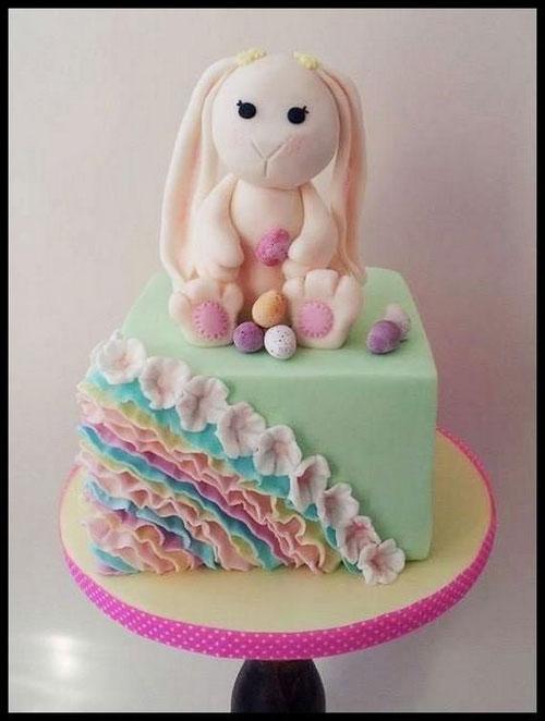 Foto della torta di Pasqua n. 09