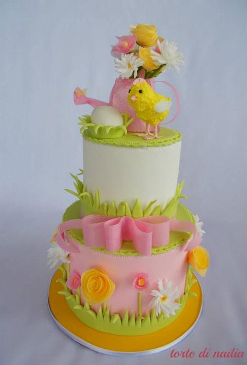 Foto della torta di Pasqua n. 10