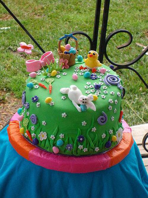 Foto della torta di Pasqua n. 13