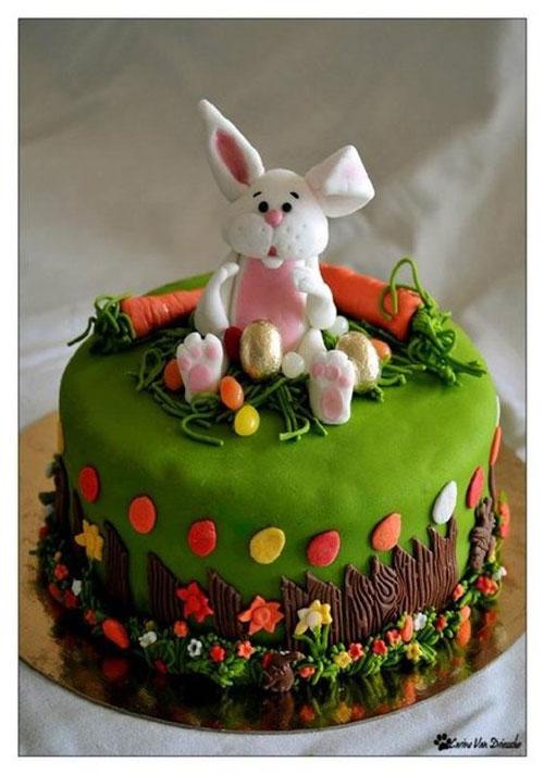 Foto della torta di Pasqua n. 14
